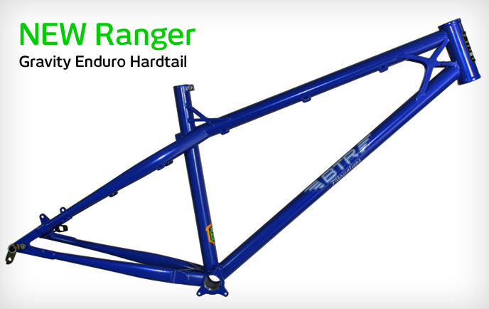 The BTR Range gravity enduro