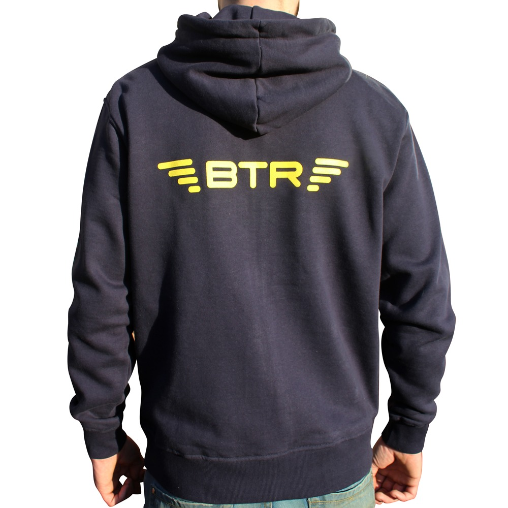 BTR Fabrications Hoody Back