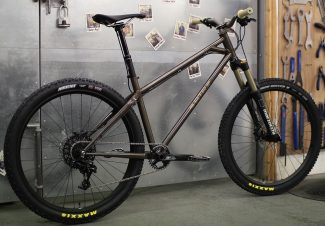 BTR Fabrications Demo Ranger Bike