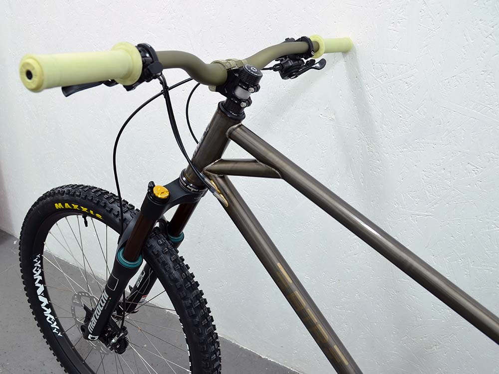 Burf Edition Ranger Marzocchi 350NCR & Renthal 35mm Cockpit