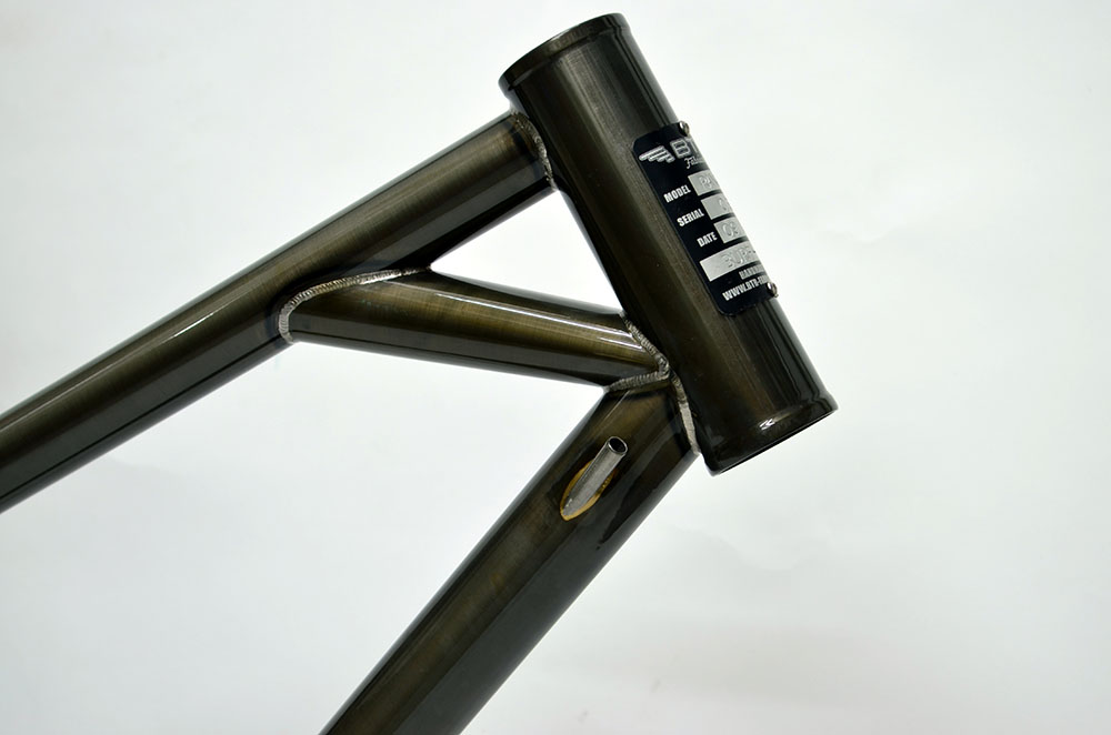 BTR Ranger Frame Internal Routing Entry