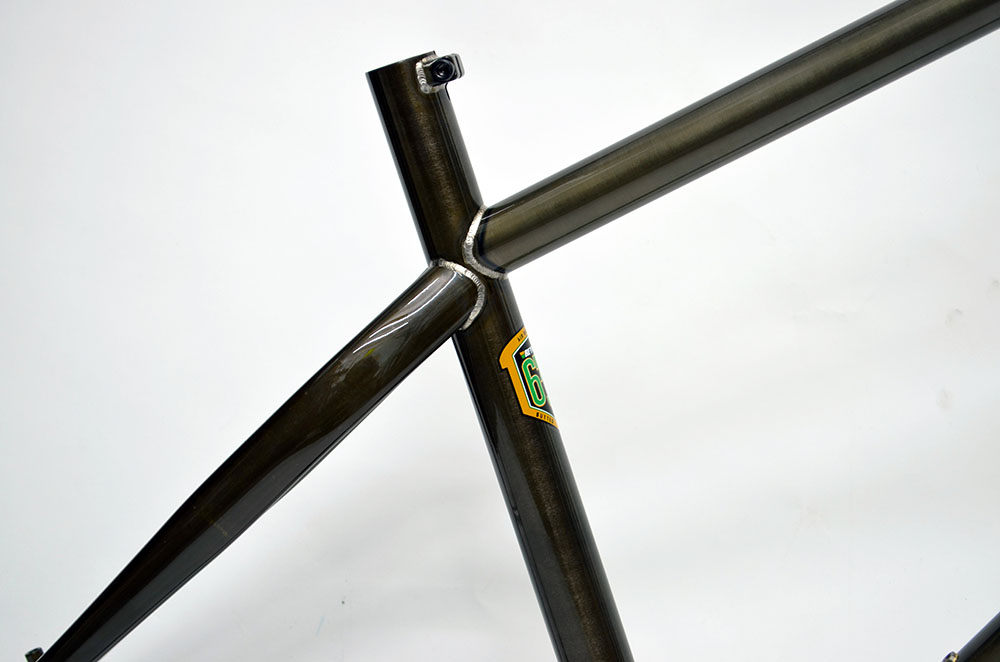 BTR Ranger Seat Tube with Integrated Seat Clamp